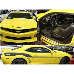 FEATURED 2010 CAMERO S/S COUPE