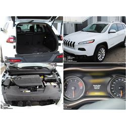 FEATURED 2016 JEEP CHEROKEE LTD 4X4