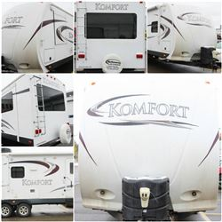 FEATURED 2013 DUTCHMEN KOMFORT TRAILER