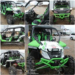 FEATURED 2014 ARCTIC CAT 1000 SIDE BY SIDE