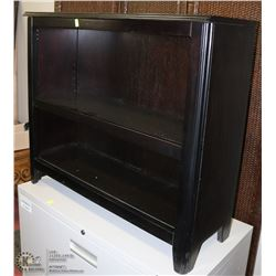 BLACK SHELF 35 X 12 X 30