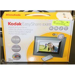 KODAK EASY SHARE EX811 - DIGITAL PICTURE FRAME