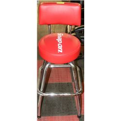 SNAP-ON TOOLS SHOP STOOL