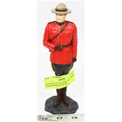 VINTAGE COLLECTIBLE OFFICIAL RCMP PRODUCT FIGURE