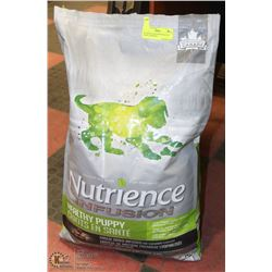 NUTRIENCE INFUSION HEALTHY PUPPY 22LBS BAG
