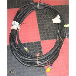 85FT OF 12 AWQ TYPE S HEAVY DUTY EXTENSION CORD.