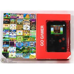 GO GAMER PORTABLE VIDEO PLAYER 220 GAMES