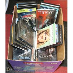 BOX WITH OVER 100 DVDS