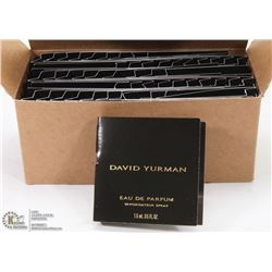 DAVID YURMAN MEN'S PERFUME SPRAYERS 50 PCS
