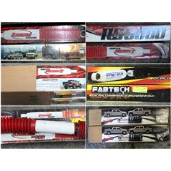 FEATURED ITEMS: NEW AUTOMOTIVE SHOCKS