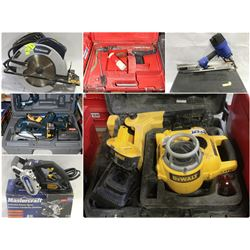 FEATURED ITEMS: NEW & USED POWER & AIR TOOLS