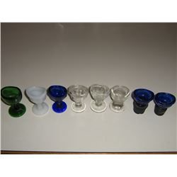 COLLECTION OF EYE WASHES (8)
