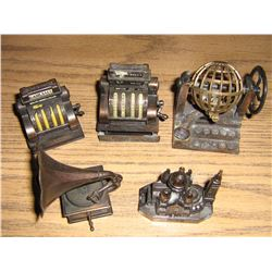 COLLECTION OF PENCIL SHARPENERS