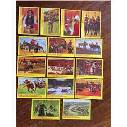 OLD WEST CARDS