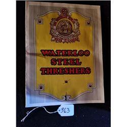 WATERLOO STEEL THRESHER BROCHURE