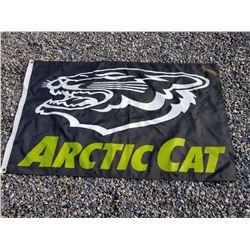 3'X5' ARCTIC CAT FLAG