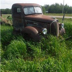 1936? FORD 2 TON CAB & CHASSIS