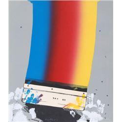 Shigeru Taniguchi, Painting's, Silkscreen