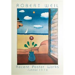 Robert Weil, Recent Poster Works, Poster