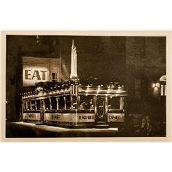 John Baeder, Empire Diner, Mezzotint