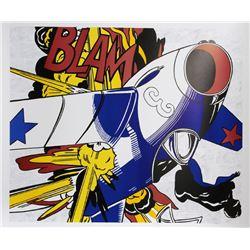 Roy Lichtenstein, Blam (1962), Poster