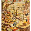 Disney Studios, Mickey's Bandstand, Poster