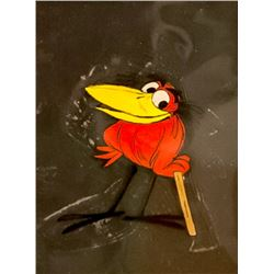 Disney Studios, Tiki Tiki Bird, Production Cel