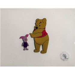 Disney Studios, Winnie the Pooh and Piglet, Production Cel