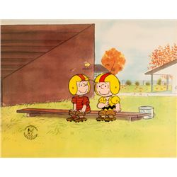 Charles Schulz, Peanuts - Fall Football Charlie Brown, Cel