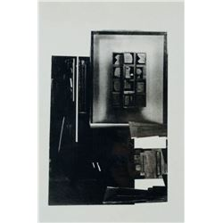 Louise Nevelson, Offset Lithograph