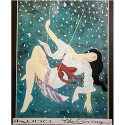 Muramasa Kudo, The Swing, Poster