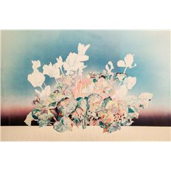 Lynn Larson, Flowers - Museum Editions West, Poster