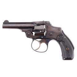 Smith & Wesson .32 Safety Hammerless Revolver