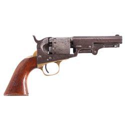 Manhattan Firearms MFG. .36 Cal Navy Type Revolver