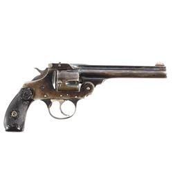 Iver Johnson Top Break .38 Double Action Revolver
