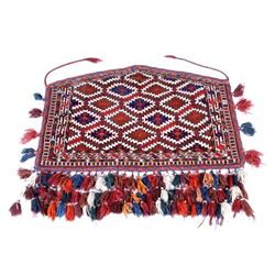 Antique Persian Camel Saddle Bag