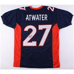 best service dd64b a801f Steve Atwater Signed Broncos Jersey (JSA COA)