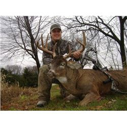 *Illinois – 3 Day - Whitetail Deer Hunt for One Hunter