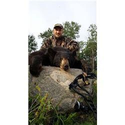 *Saskatchewan - 6 Day - Black Bear Hunt for One Hunter and One Non-hunter