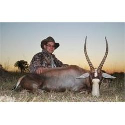 *South Africa – 5 Day – Safari for Two Hunters Sharing Trophy Fees for Four animals:  Zebra, Blue Wi