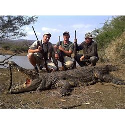 *South Africa – 5 Day – Crocodile Hunt for One Hunter