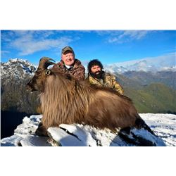 *New Zealand – 4 Day – Red Stag Hunt for One Hunter