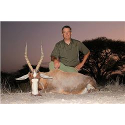 *South Africa- 5 Day – Plains Game Safari for Four Hunters and Four Non-hunters