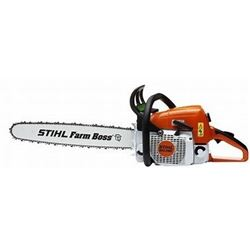 Michigan - Chain Saw and Ten Pulp Cord of Firewood