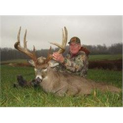 Ohio – 3 Day - Whitetail Deer Hunt for Two Hunters