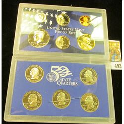 2005 S U.S. Proof Set. Original as issued.