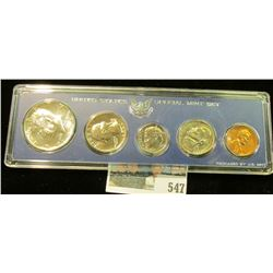 1966 U.S. Special Mint set, as issued