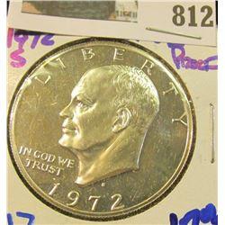 1972-S SILVER PROOF IKE DOLLAR