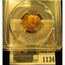 1134 _ 1944 D Lincoln Cent, PCGS slabbed MS65RD