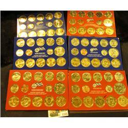 1155 _ (2) 2007 & (1) 2008 U.S. Philadelphia & Denver Uncirculated Coin Sets in original Government